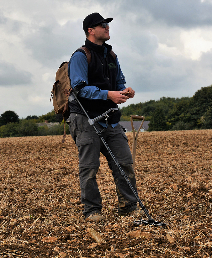 how to use a minelab equinox 800